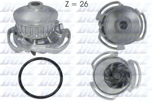 DOLZ A159 Водяной насос