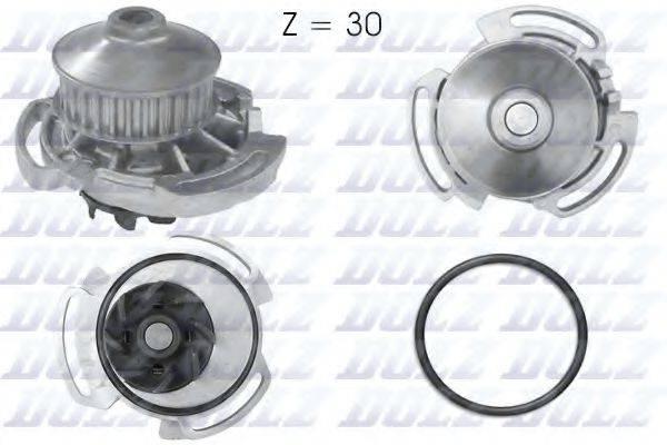 DOLZ A164 Водяной насос