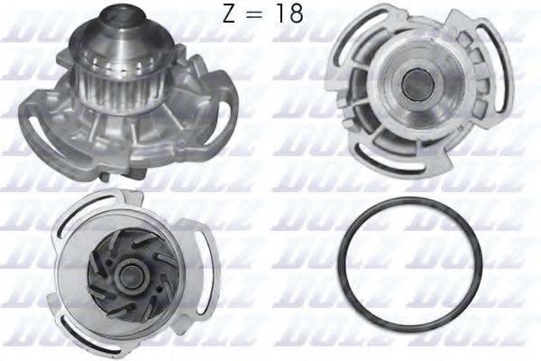 DOLZ A170 Водяной насос