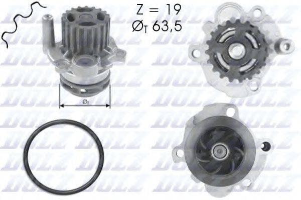 DOLZ A193 Водяной насос