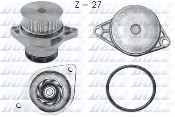 DOLZ A200 Водяной насос