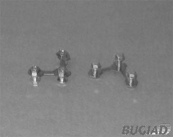 BUGIAD BSP20339 Стопорная пластина, несущие / нап