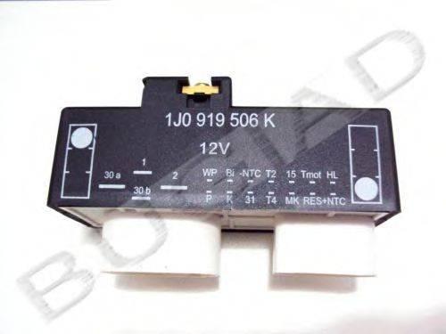 BUGIAD BSP20761 Блок управления, эл. вентилятор (охлаждение двигателя)