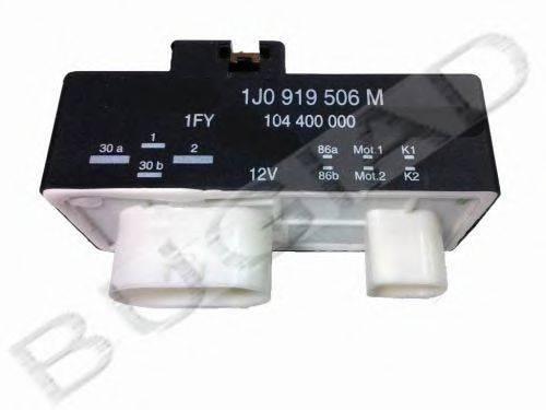 BUGIAD BSP20763 Блок управления, эл. вентилятор (охлаждение двигателя)