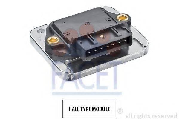 FACET 94007 Коммутатор системы зажигания