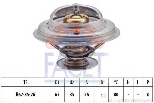 FACET 78544S Термостат