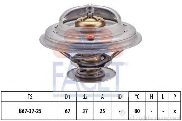 FACET 78259S Термостат