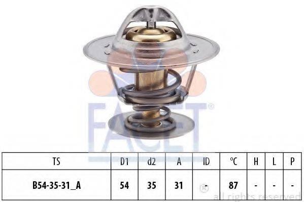 FACET 78223S Термостат