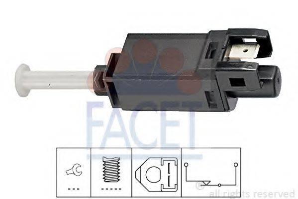 FACET 71056 Выключатель стоп-сигнала