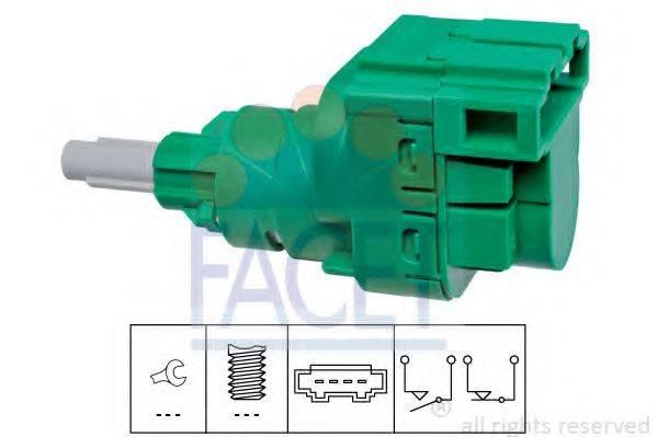 FACET 71230 Выключатель стоп-сигнала