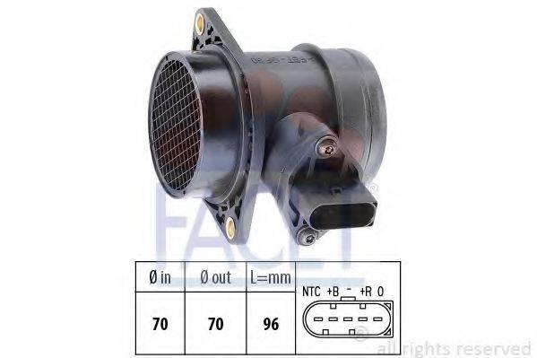 FACET 101221 Расходомер воздуха