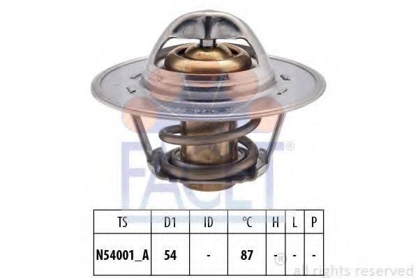 FACET 78268S Термостат