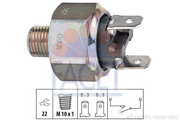 FACET 71102 Выключатель стоп-сигнала