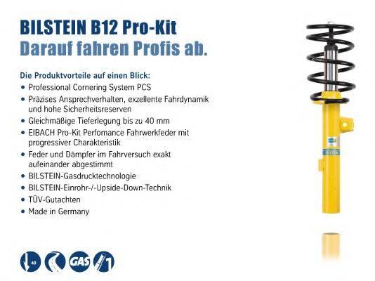 BILSTEIN BIL014776 Комплект ходовой части, пружины / амортизаторы