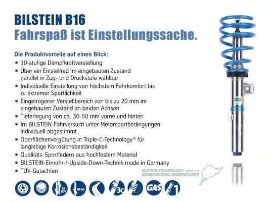 BILSTEIN BIL004749 Комплект ходовой части, пружины / амортизаторы