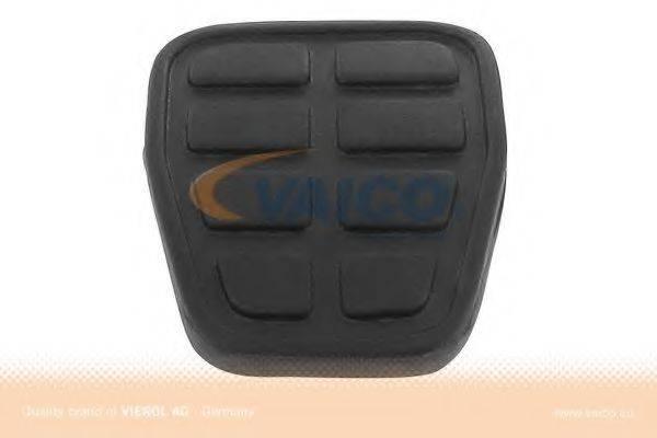 VAICO V101018 Педальные накладка, педаль тормоз
