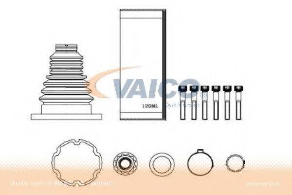 VAICO V106369 Комплект пыльника ШРУСа