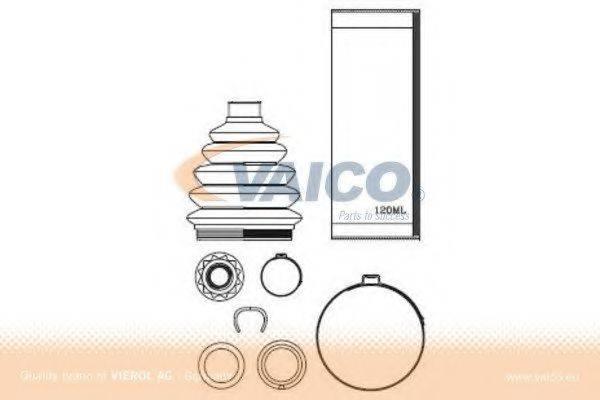 VAICO V106385 Комплект пыльника ШРУСа