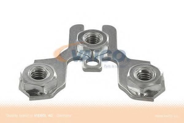 VAICO V107112 Стопорная пластина, несущие / нап