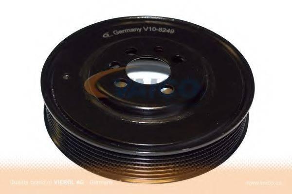 VAICO V108249 Ременный шкив, коленчатый вал