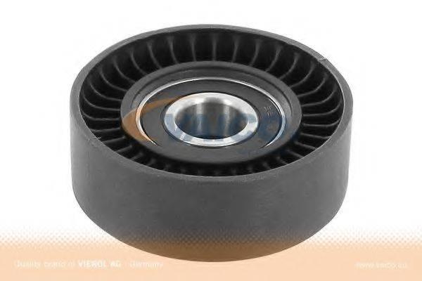 VAICO V109747 Натяжной ролик, поликлиновой  ремень
