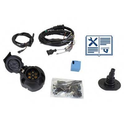 RAMEDER 107559 Комплект электрики, прицепное оборудование