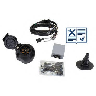 RAMEDER 107595 Комплект электрики, прицепное оборудование