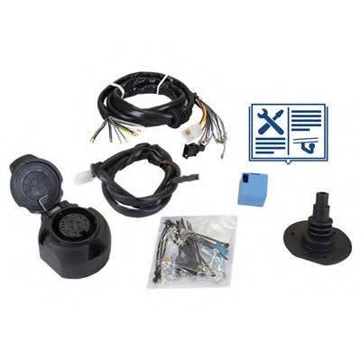 RAMEDER 107560 Комплект электрики, прицепное оборудование