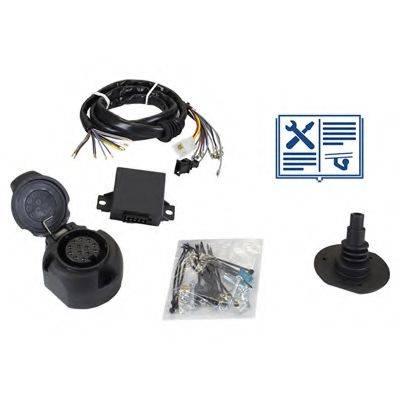 RAMEDER 107597 Комплект электрики, прицепное оборудование