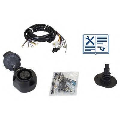 RAMEDER 107598 Комплект электрики, прицепное оборудование