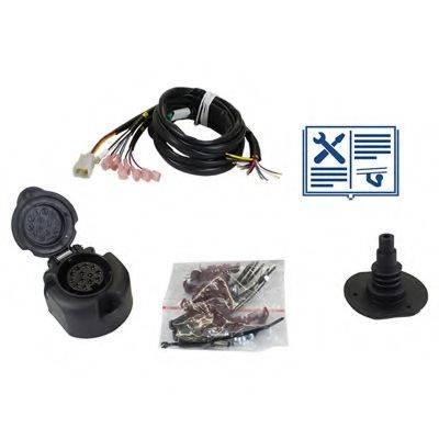 RAMEDER 107646 Комплект электрики, прицепное оборудование