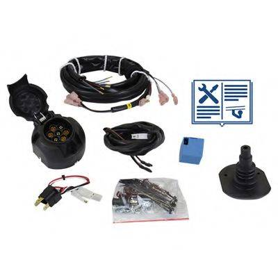 RAMEDER 107647 Комплект электрики, прицепное оборудование