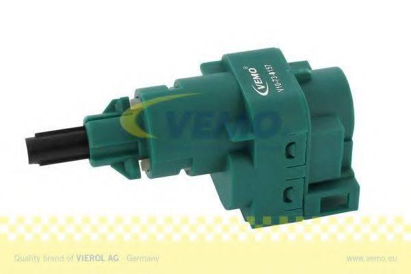 VEMO V10730157 Выключатель стоп-сигнала
