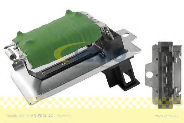 VEMO V10790007 Регулятор, вентилятор салона