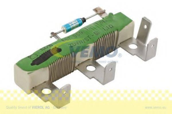 VEMO V10790012 Регулятор, вентилятор салона
