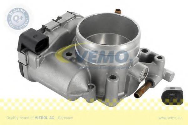 VEMO V10810080 Патрубок дроссельной заслонки