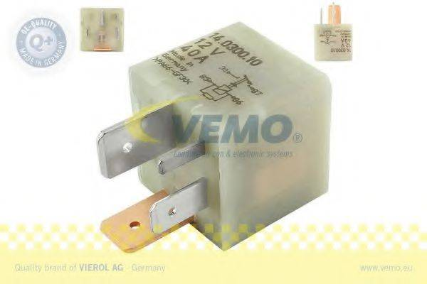 VEMO V15710004 Реле, система накаливания