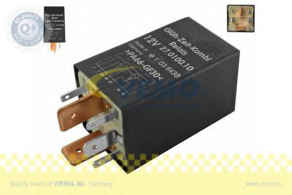 VEMO V15710021 Реле, система накаливания
