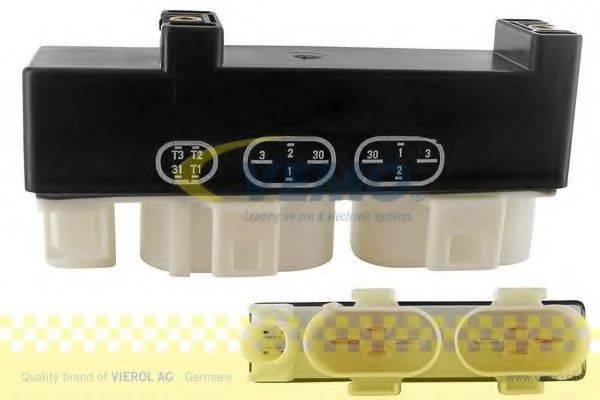 VEMO V15710033 Реле, продольный наклон шкворня вентилятора