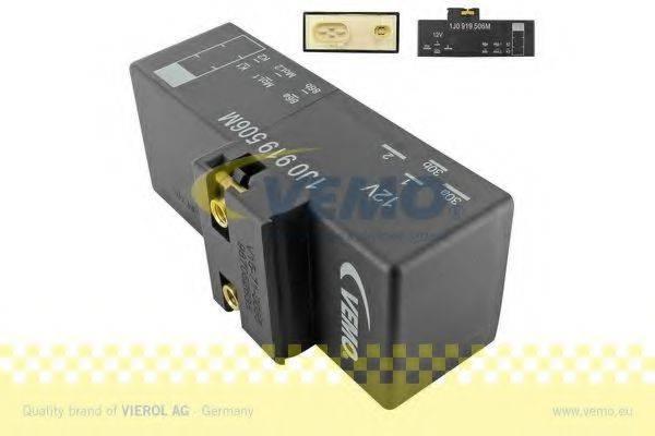 VEMO V15710035 Реле, продольный наклон шкворня вентилятора