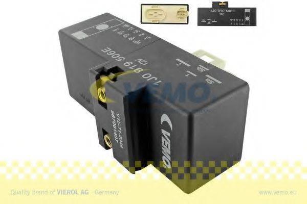 VEMO V15710044 Реле, продольный наклон шкворня вентилятора