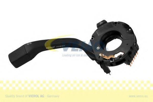 VEMO V15803210 Переключатель указателей поворота; Указатель аварийной сигнализации; Выключатель на колонке рулевого управления