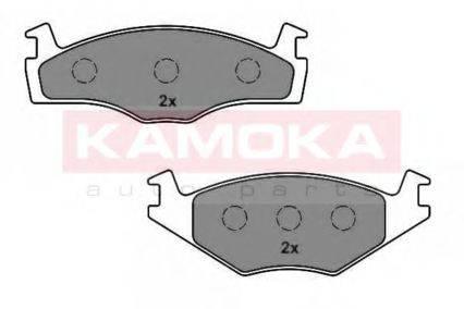 KAMOKA JQ1012144 Тормозные колодки