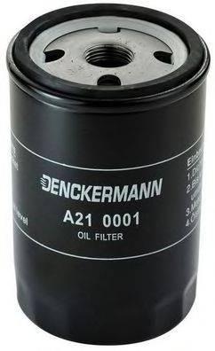 DENCKERMANN A210001 Фильтр масляный ДВС