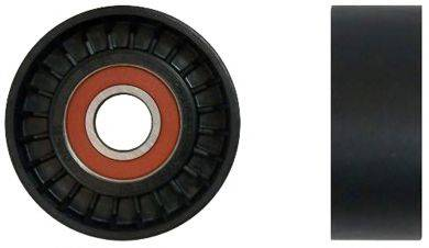DENCKERMANN P200001 Натяжной ролик, поликлиновой  ремень