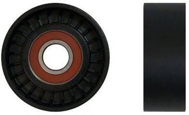 DENCKERMANN P200003 Натяжной ролик, поликлиновой  ремень