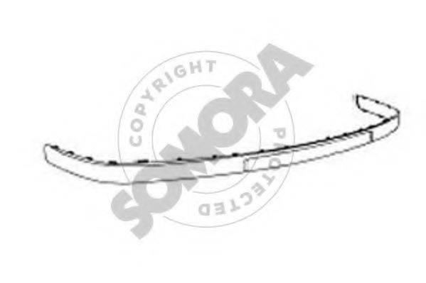 SOMORA 350933 Облицовка / защитная накладка, буфер