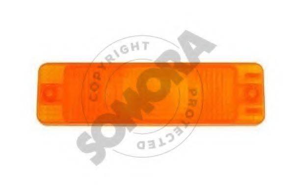 SOMORA 350411A Рассеиватель, фонарь указателя поворота