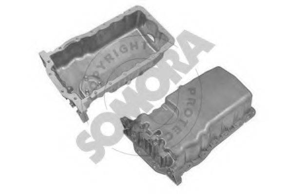 SOMORA 350964 Масляный поддон