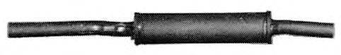 IMASAF 720806 Средний глушитель выхлопных газов